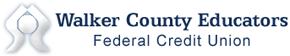 Walker County Educators FCU Logo